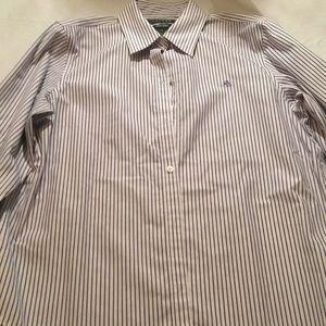 Lauren Ralph Lauren men's dress shirt size Medium